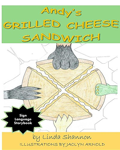 Andy's Grilled Cheese Sandwich...