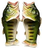 LAKUYO スリッパ サンダル 面白い ビーチスリッパ 魚の形 メンズ レディース 男女兼用 親子 カップル43