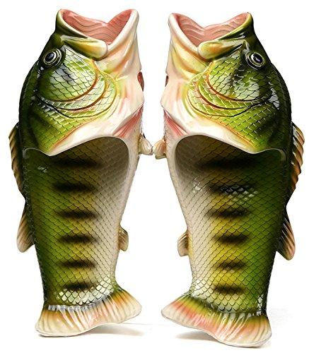 LAKUYO スリッパ 魚の形