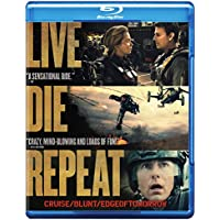 オール・ユー・ニード・イズ・キル 北米版 / Live Die Repeat: Edge of Tomorrow [Blu-ray+DVD][Import]