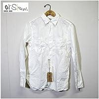 【orslow】オアスロウ MEN'S CHAMBRAY SHIRTS メンズ シャンブレーシャツ ホワイト(69)