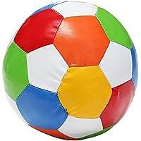 SODIAL ( R ) 1pc 14.4 CMソフトインドアFoamee Foamスポンジサッカー再生ボールトイ
