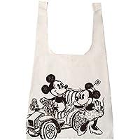 ディズニー ショッピングバッグ 帆布 ミッキーマウス/ドライブ APDS2499R