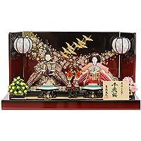 雛人形 吉徳 三五親王 親王飾り 千歳桜 HNY-605-478 吉徳大光