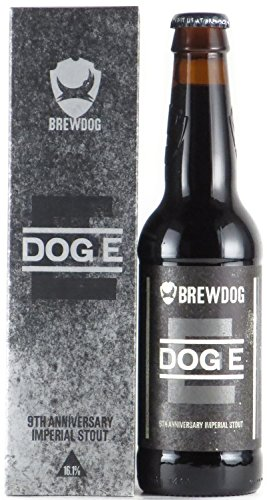 ブリュードッグ ドッグE 樽熟成インペリアルスタウト 330ml クラフトビール