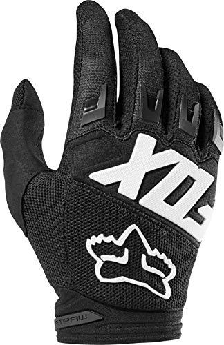Fox Dirtpaw Bike Gloves Black 2019