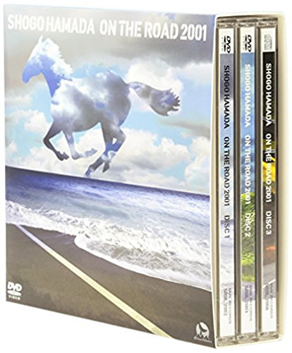 ON THE ROAD 2001(通常版) [DVD]の詳細を見る