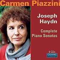 Franz Joseph Haydn: Complete Piano Sonatas by Carmen Piazzini (2013-08-05)