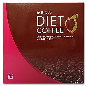 エル・エスコーポレーション カルがるDIET COFFEE(ダイエットコーヒー) 60袋