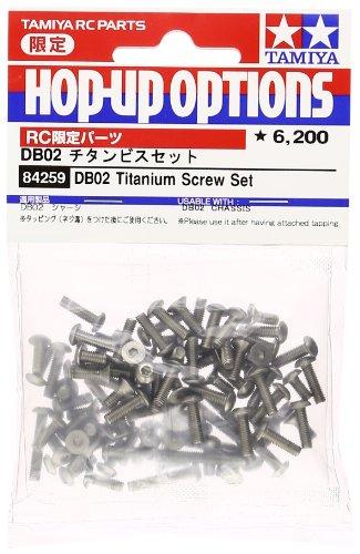 RC限定シリーズ DB02 チタンビスセット 84259