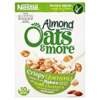 (Almond Oats & More (アーモンドオーツ&より)) 穀物425グラム (x4) - Almond Oats & More Cereal 425g (Pack of 4) [並行輸入品]