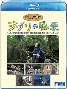 ジブリの風景 宮崎作品が描いた日本/宮崎作品と出会うヨーロッパの旅 [Blu-ray]