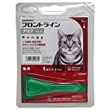 ベーリンガーインゲルハイム アニマルヘルスジャパン フロントライン プラス キャット 1ピペット (動物用医薬品)