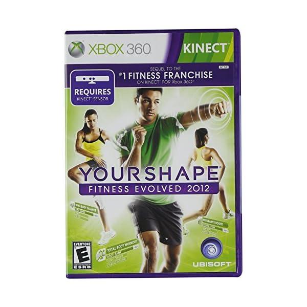 Your Shape Fitness Evolv...の商品画像