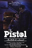 Pistol : The Birth of a Legend Bムービーポスター11x 17Adam Guierニック・Benedictブーツガーランド Unframed 195975