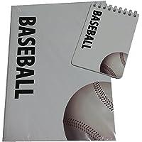 野球ノート 2点セット スポーツノート+戦略ハンディメモ帳