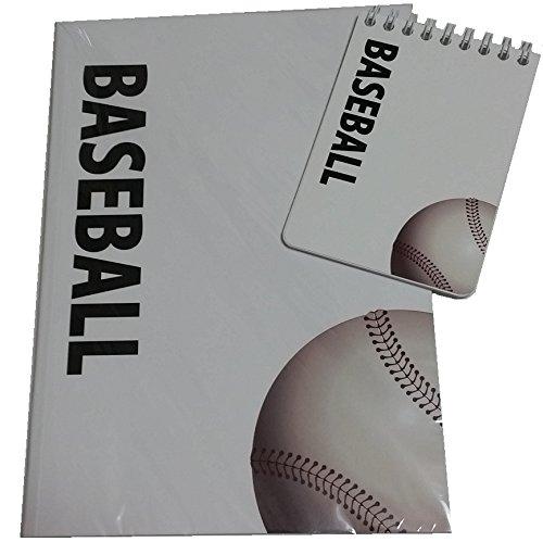 野球ノート 2点セット スポーツノート+戦略ハンディメモ帳...