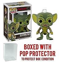 Funko Pop Movies: Gremlins - Gremlins Stripe Vinyl Figure (Bundled with Pop BOX PROTECTOR CASE)