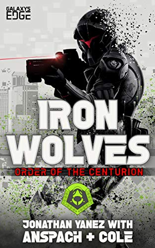 Iron Wolves (Order of the Cent...