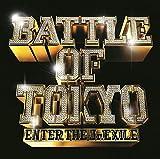THE RAMPAGE, FANTASTICS, BALLISTIK BOYZ from EXILE TRIBE GENERATIONS<br />BATTLE OF TOKYO ~ENTER THE Jr.EXILE~(CD+Blu-ray)