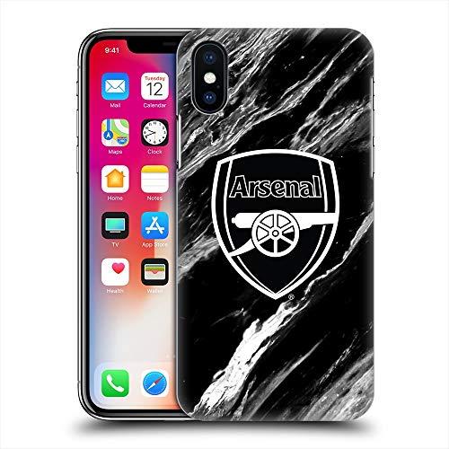 ARSENAL FOOTBALL CLUB アーセナルFC - Marble ハード case/iPhoneケース 【公式/オフィシャル】