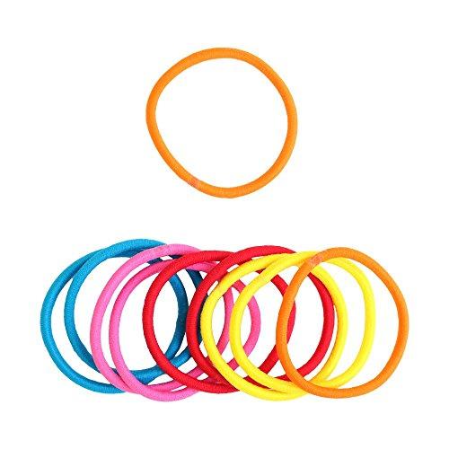 [해외]NBK 헤어 고무 링 고무 두께 10 개입 φ4mm 생생한 F10-RL-4/NBK Hair Rubber Ring Thick 10 Rings φ 4 mm Vivit F 10 - RL - 4