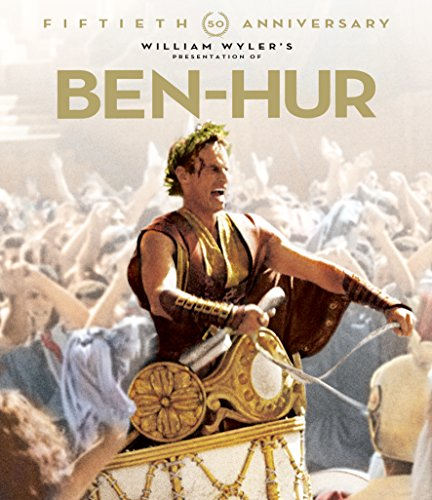ベン・ハー 製作50周年記念リマスター版(2枚組) [WB COLLECTION] [Blu-ray]
