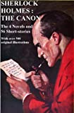 The Complete Sherlock Holmes (Fully Illustrated) (English Edition)
