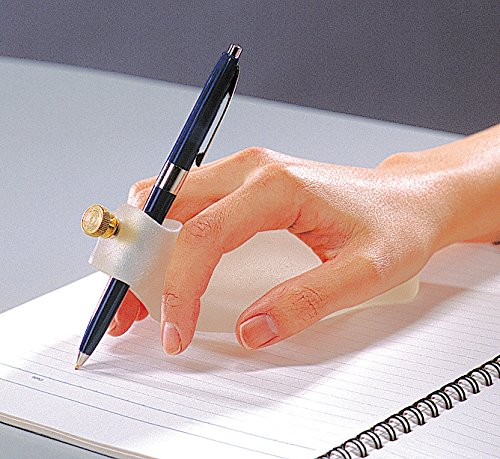 障害者向け筆記補助具 ペンホルダーD Writing-Bird