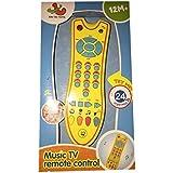 Blackfell ベビーミュージック電話パズルタッチスクリーンシミュレーションリモートコントローラ停止泣く電話玩具子供教育玩具
