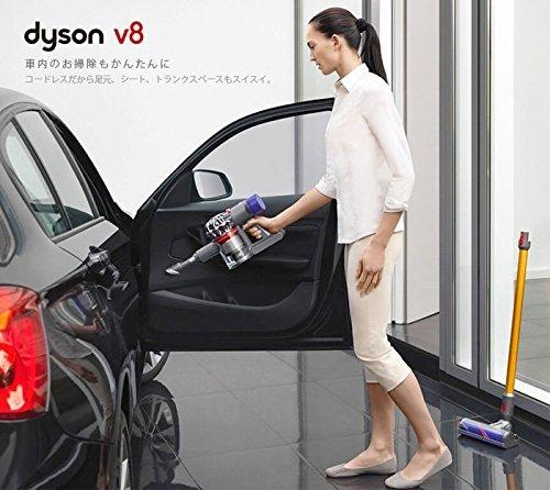 ダイソン dyson V8 アニマルプロ [ SV10 AN COM ] コードレスクリーナー 掃除機 サイクロン 日本正規品