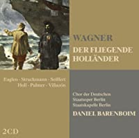 Der Fliegende Hollander by DANIEL / SB BARENBOIM (2011-11-15)