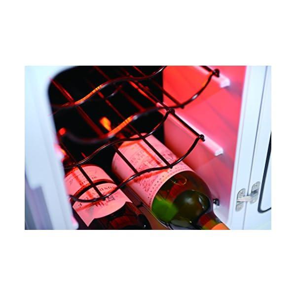 家庭用ワインセラー DW6 WHの紹介画像6