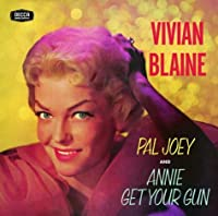 Sings Selections: Pal Joey & Annie Get Your Gun