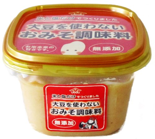 山崎醸造 大豆を使わないおみそ調味料 600g...