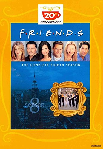 Friends: The Complete Eighth Season [DVD] [Import]