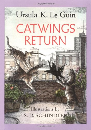 Catwings Return (A Catwings Tale)の詳細を見る