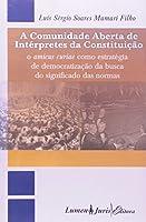 Comunidade Aberta De Interpretes Da Constituicao, A