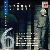 リゲティ・エディション6 鍵盤楽器のための作品集