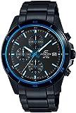 [カシオ]CASIO 腕時計 EDIFICE クロノグラフ 国内メーカー保証1年付き EFR-526BKJ-1A2JF メンズ