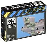 ブラックドッグ 1/72 CH-47 チヌーク用エンジンセット (イタレリ用) プラモデル用パーツ HAUA72005