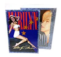 MARILYN MONROE Complete Collectible 100-Picture Card Set / Sports Time Card Co 1993