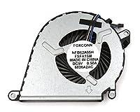 iifix新しいfor HP OMEN 15-ax 15-ax00015-ax030tx 15-ax020ca 15-ax039nr 15-ax252nr 15-ax253dx 15-ax10015-ax200CPU冷却ファン、P / N : nfb62a05h-fsfa15m 858970–001