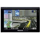 Panasonic Gorilla SSDポータブルカーナビゲーション 5v型 ワンセグ 16GB CN-GP510VD