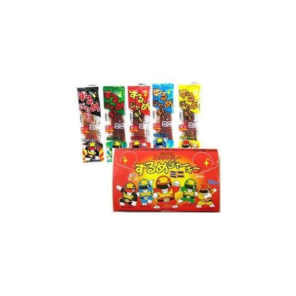 タクマ食品 箱入りするめジャーキーミニ 1袋×50袋の商品画像
