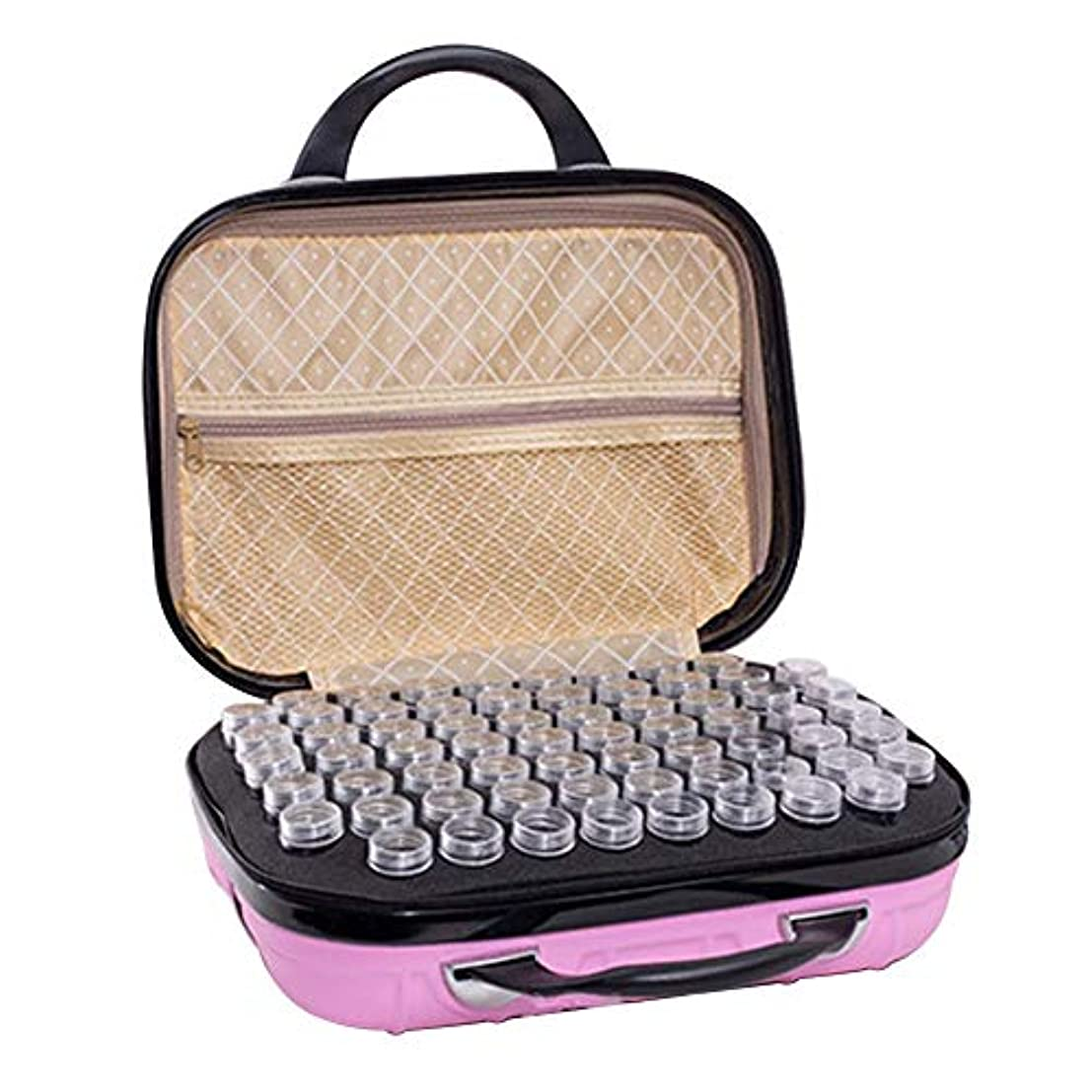 毎年ゆりかご充電精油収納ボックス エッセンシャルオイルケース 携帯用 香水収納バッグ アロマケース 精油ケース 大容量 傷防止 耐衝撃 アロマセラピストポーチ エッセンシャルオイル収納ボックス