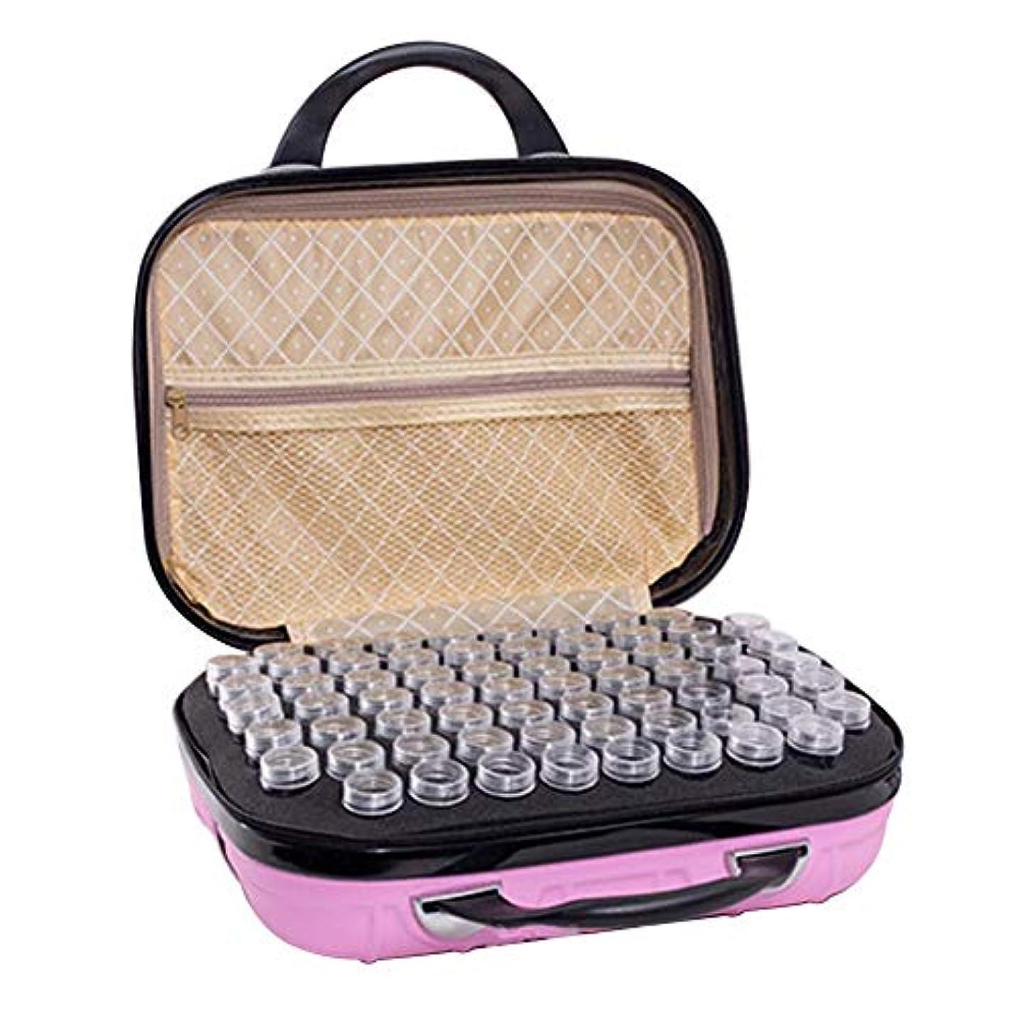 精油収納ボックス エッセンシャルオイルケース 携帯用 香水収納バッグ アロマケース 精油ケース 大容量 傷防止 耐衝撃 アロマセラピストポーチ エッセンシャルオイル収納ボックス