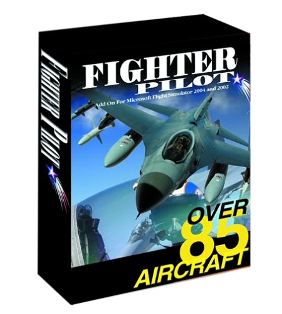 Fighter Pilot For Microsoft Flight Simulator 2004 & 2002 (輸入版)