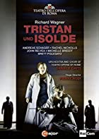ワーグナー : 楽劇 「トリスタンとイゾルデ」 (Richard Wagner : Tristan und Isolde / Daniele Gatti | Orchestra and Choir of Teatro Opera of Rome) [3DVD] [日本語帯・解説付]