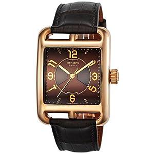 [エルメス]HERMES 腕時計 ケープコッド ブラウン文字盤 CD4.870.431.MHA メンズ 【並行輸入品】